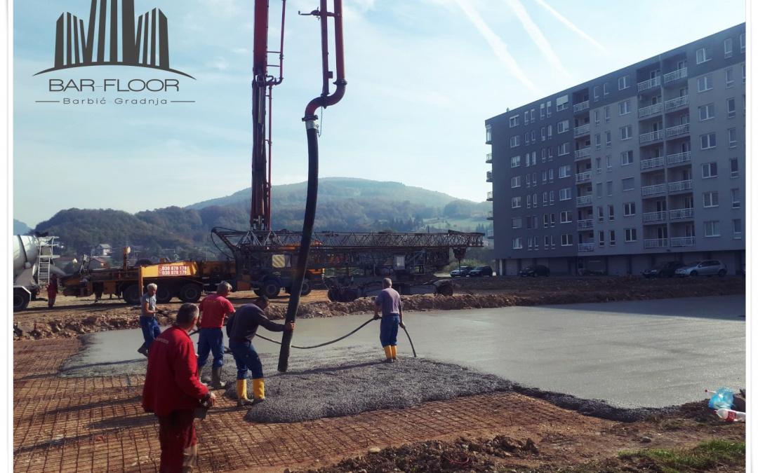 Novi projekt u centru Kiseljaka